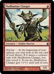 Mudbutton Clanger