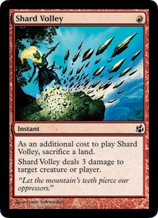 Shard Volley