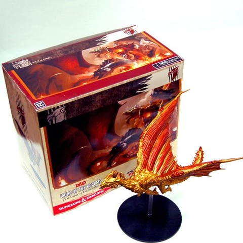 Brass Dragon Premium Figure Tyranny of Dragons