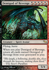 Demigod of Revenge