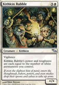 Kithkin Rabble
