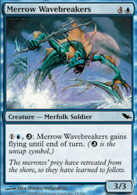 Merrow Wavebreakers
