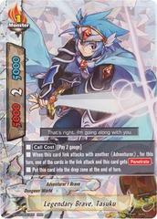 Legendary Brave, Tasuku - BT03/0007EN - RRR