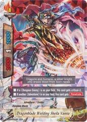 Dragonblade Wielding Sheila Vanna - BT03/0008EN - RRR