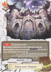 Demon Lord's Dungeon - BT03/0069EN - U