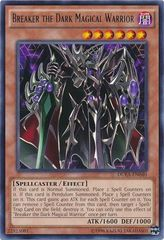 Breaker the Dark Magical Warrior - DUEA-EN040 - Rare - Unlimited Edition