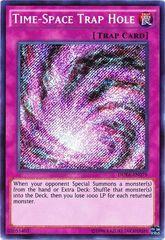 Time-Space Trap Hole - DUEA-EN079 - Secret Rare - Unlimited Edition