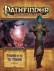 Pathfinder Adventure Path #84: Pyramid of the Sky Pharaoh (Mummy's Mask 6 of 6)