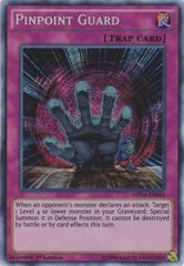 Pinpoint Guard - MP14-EN044 - Secret Rare - 1st Edition