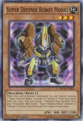 Super Defense Robot Monki - MP14-EN065 - Common - 1st Edition