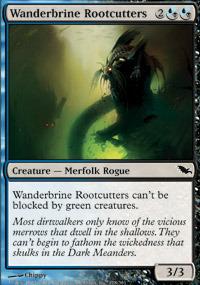 Wanderbrine Rootcutters