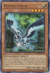 Bujingi Crow - MP14-EN145 - Rare - 1st Edition