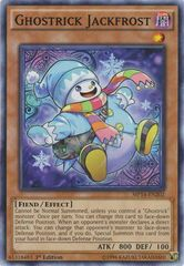 Ghostrick Jackfrost - MP14-EN202 - Common - 1st Edition