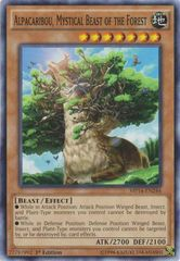 Alpacaribou, Mystical Beast of the Forest - MP14-EN244 - Common - 1st Edition on Channel Fireball
