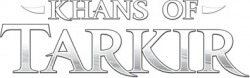 Khans of Tarkir Prerelease Kit - Mardu