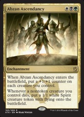 Abzan Ascendancy (KTK)