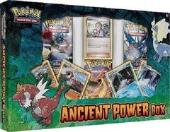 Pokemon Ancient Power Collection Box