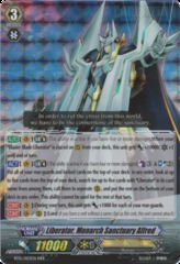 Liberator, Monarch Sanctuary Alfred - BT15/003EN - RRR