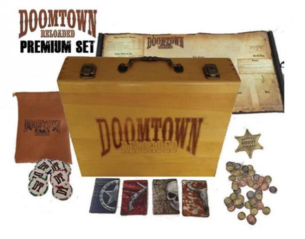 Doomtown Reloaded: Premium Set