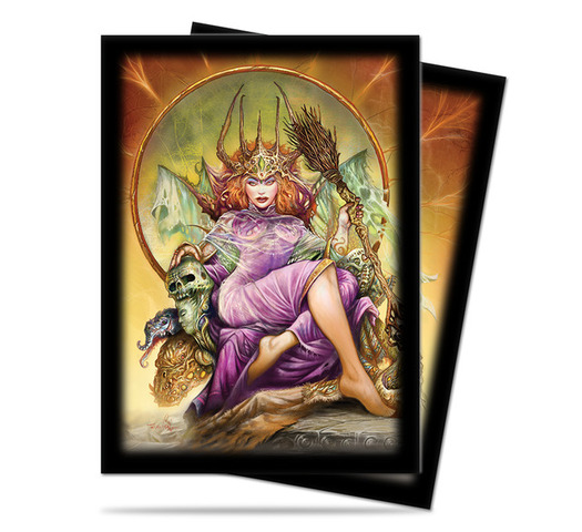 50 ct Dark Side of Oz: Glinda Card Sleeves