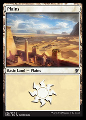 Plains - Foil (252)(KTK)