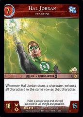 Hal Jordan, Fearless - Foil