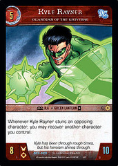 Kyle Rayner, Guardian of the Universe - Foil