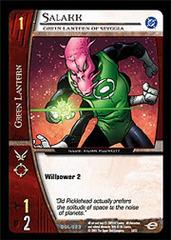 Salaak, Green Lantern of Slyggia - Foil