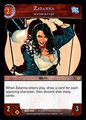 Zatanna, Sucoh Sucop! - Foil
