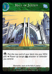 Hall of Justice - Foil