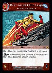 Bart Allen, Kid Flash, Generation Fourth - Foil