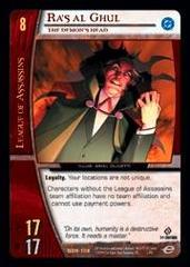 Ra's al Ghul, The Demon's Head - Foil