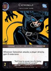 Catwoman, Cat o' Nine Tails - Foil