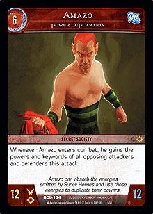 Amazo, Power Duplication - Foil