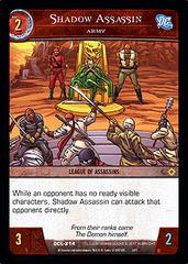 Shadow Assassin, Army - Foil