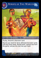 Heroes of Two Worlds - Foil