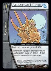 Atlantean Trident - Foil
