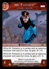 Mr. Fantastic, Flexible Thinker - Foil