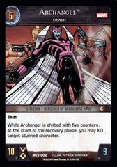 Archangel, Death - Foil