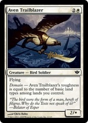 Aven Trailblazer on Channel Fireball
