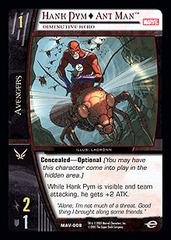 Hank Pym  Ant Man, Diminutive Hero - Foil