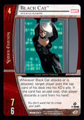 Black Cat, Felicia Hardy - Foil