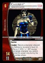 Callisto, Morlock Queen - Foil