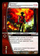 Pyro, Freedom Force - Foil