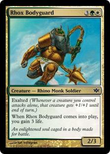 Rhox Bodyguard
