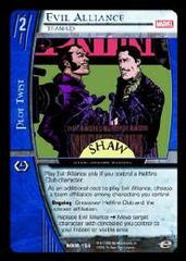 Evil Alliance, Team-Up - Foil