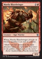 Mardu Blazebringer - Foil