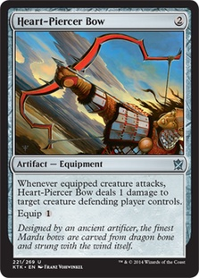 Heart-Piercer Bow - Foil