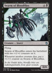 Swarm of Bloodflies - Foil