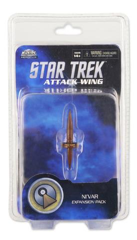 Attack Wing: Star Trek - NiVar Vulcan Expansion Pack